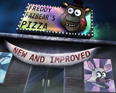 Пиццерия Фредди