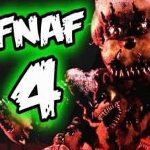 ФНАФ 4 играть онлайн бесплатно
